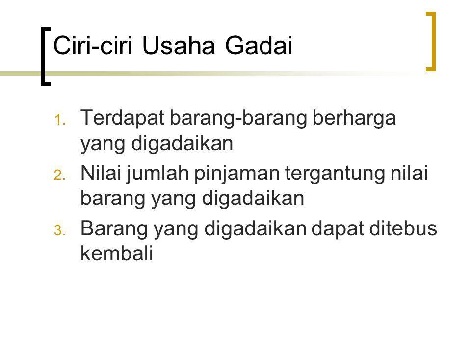 Asal Mula Pegadaian Usaha pegadaian di Indonesia dmulai pada zaman penjajahan Belanda (VOC).