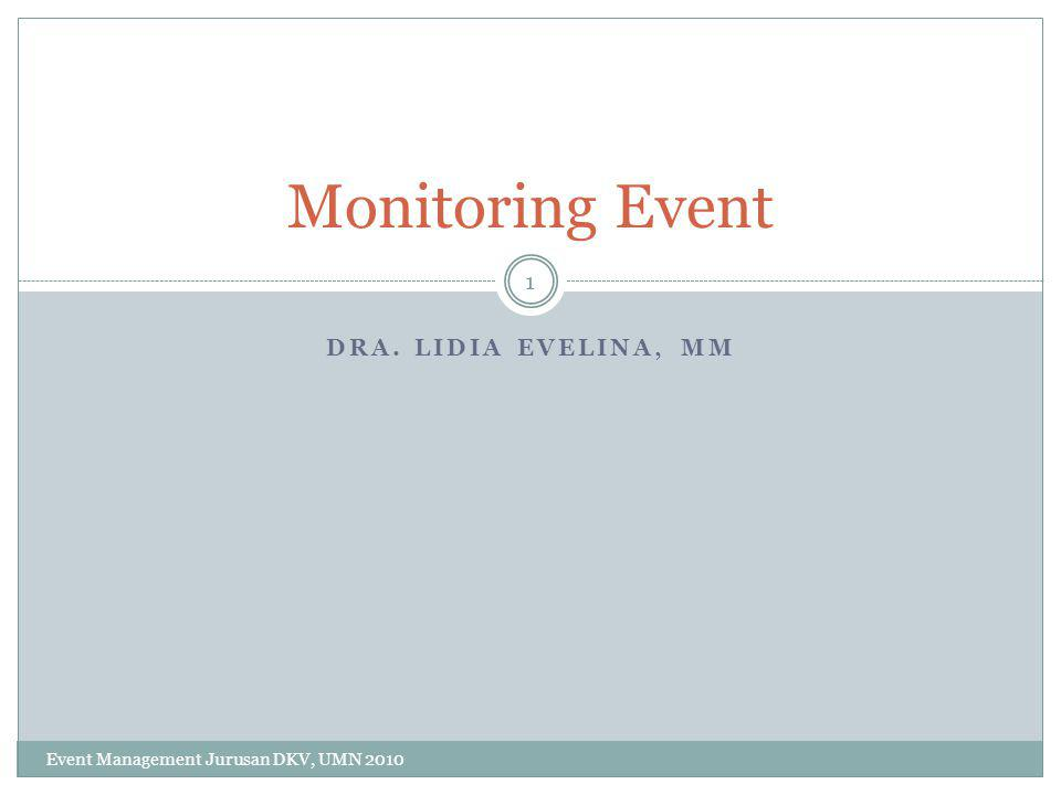 Venue: Perlengkapan: Event Management Jurusan DKV, UMN 2010 1.