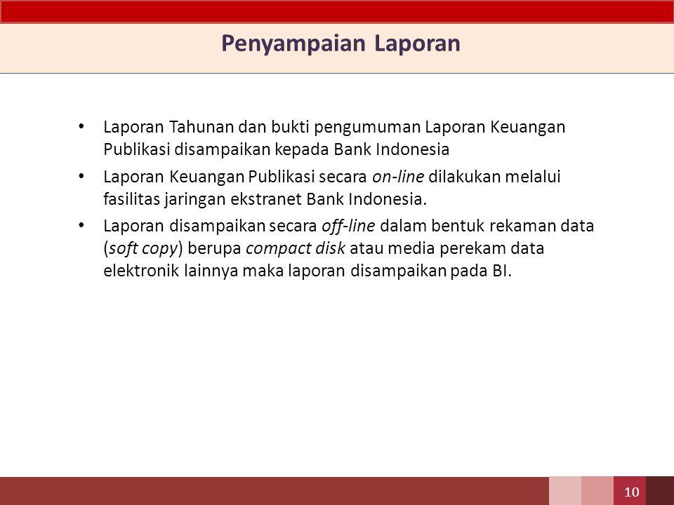 Hubungan Kerja antara BPT dan Akuntan Publik Penugasan Akuntan Publik dan Kantor Akuntan Publik dalam rangka audit Laporan Keuangan Tahunan BPR wajib dilakukan dengan perjanjian kerja; Perjanjian kerja antara BPR dan Kantor Akuntan Publik berpedoman pada Lampiran II yang merupakan bagian tidak terpisahkan dari Surat Edaran Bank Indonesia ini 9