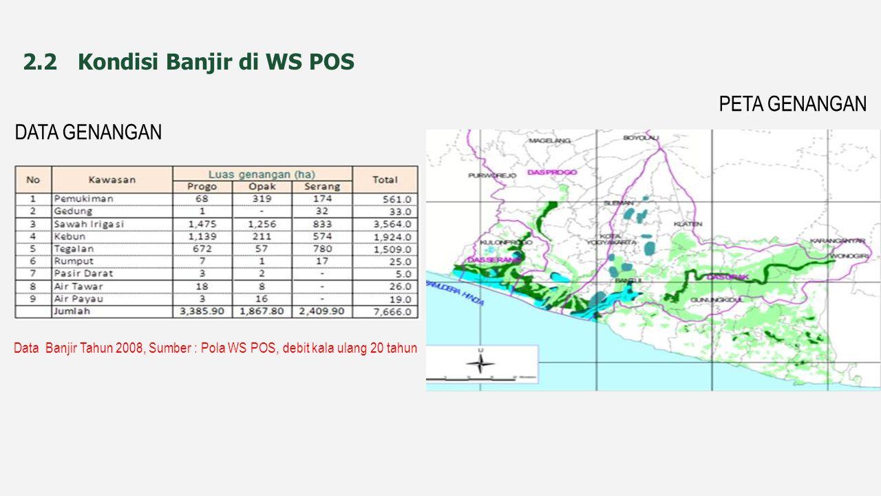 (2) Melaksanakan Kegiatan Operasional Pada Kejadian Banjir Melakukan Pencegahan al. Antisipasi Bobolnya Tanggul kritis Mengidentifikasi Beberapa Jenis