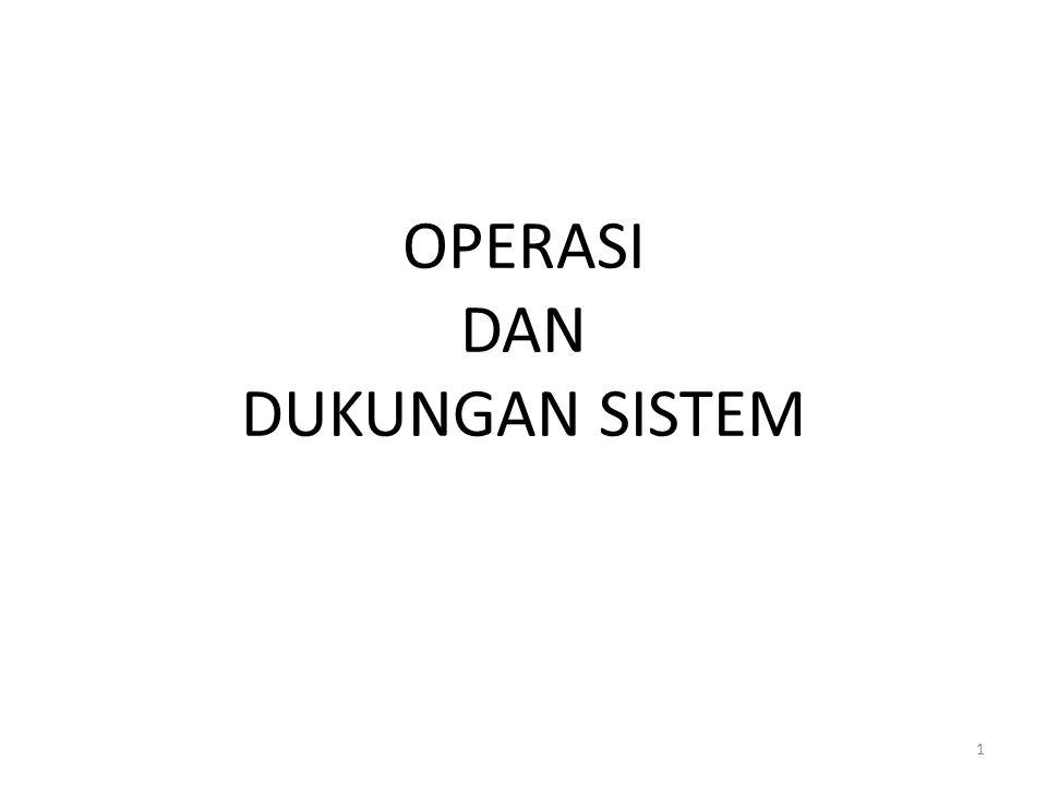 SDLC Perencanaan Sistem Analisis Sistem Rancangan Sistem Umum Evaluasi dan Seleksi Sistem Rancangan Sistem Terinci Pengembangan Perangkat Lunak & Implementasi Sistem Pengemb.