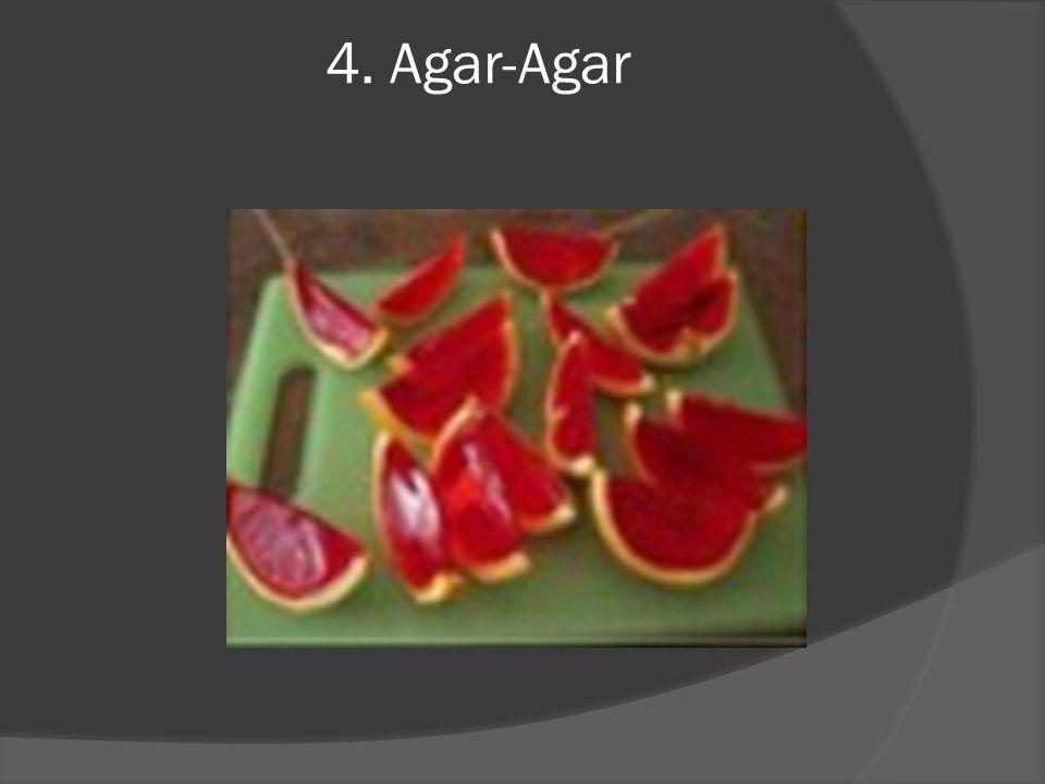 4. Agar-Agar