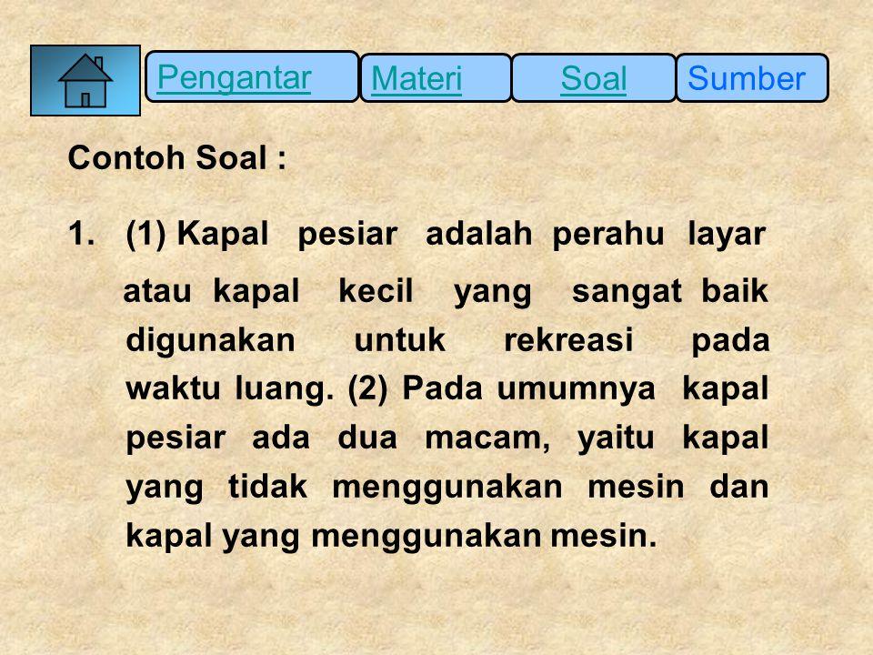 Pengantar SumberSoalMateri 7.