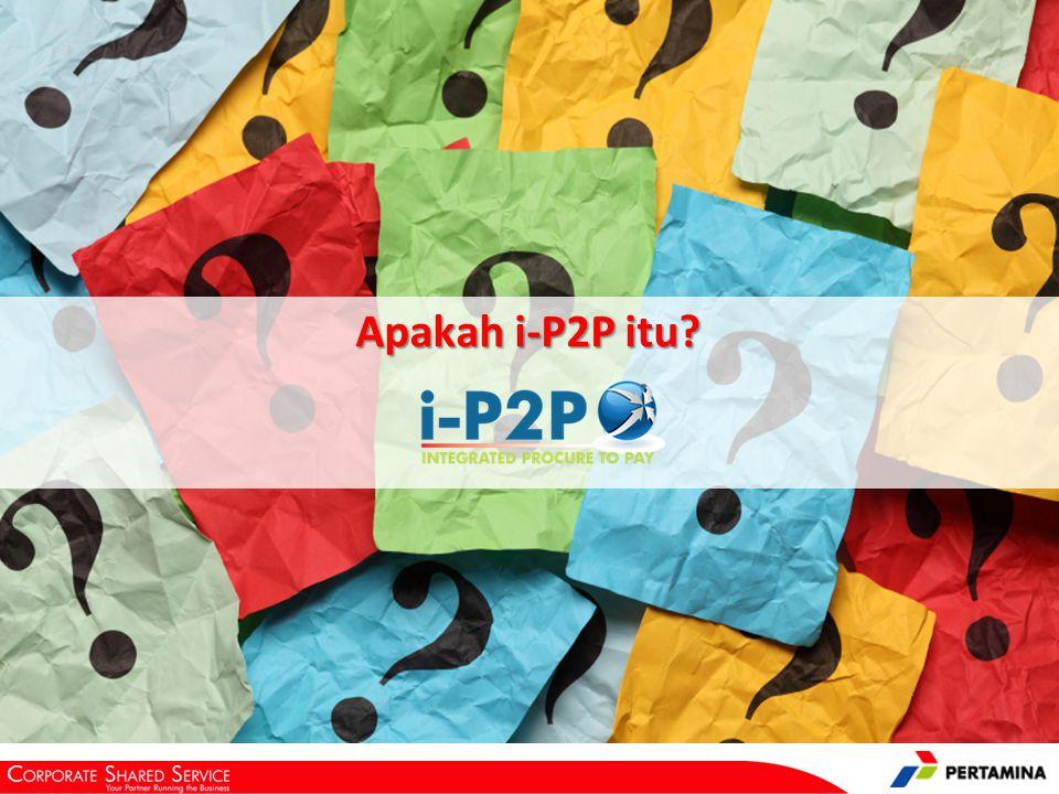 Apakah i-P2P itu?
