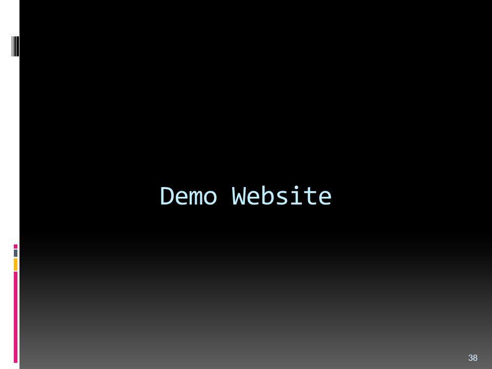 Demo Website 38