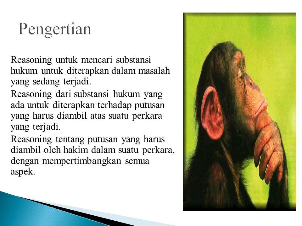  Nalar, menurut kamus bahasa Indonesia, artinya ; pertimbangan tertentu tentang baik dan buruk, akal budi, aktivitas yang memungkinkan seseorang berpikir logis, jangkauan pikir, kekuatan pikir  Jadi bernalar atau menggunakan penalaran, artinya berpikir logis.