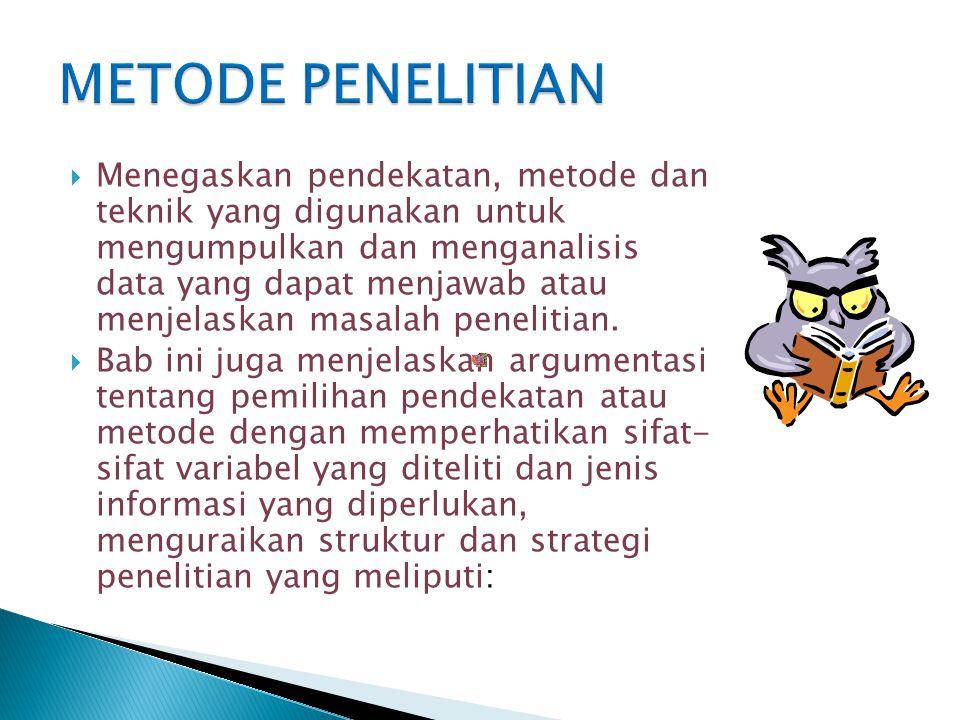  Objek penelitian dalam konteks penelitian ilmu sosial adalah terkait dengan tema sentral dari judul penelitian.
