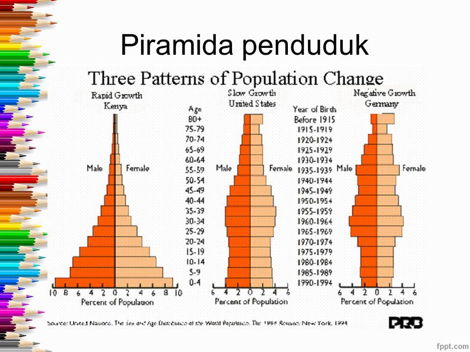 Transisi demografis TRANSISI DEMOGRAFIS Proses penurunan tingkat fertilitas sampai terciptanya tingkat penggantian penduduk (replacement) dengan program keluarga berencana.