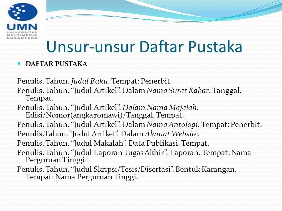 Ekowati, Dede.2006. Analisis Rasio Terhadap Laporan Keuangan PT Kalbefarma, Tbk .