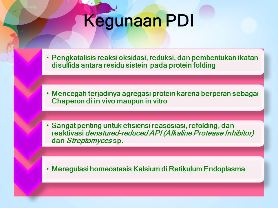 Kegunaan PDI