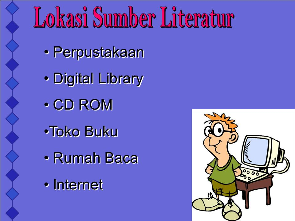 Perpustakaan Digital Library CD ROM Toko Buku Rumah Baca Internet Perpustakaan Digital Library CD ROM Toko Buku Rumah Baca Internet
