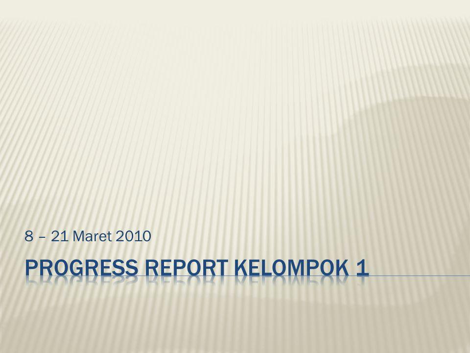 8 – 21 Maret 2010