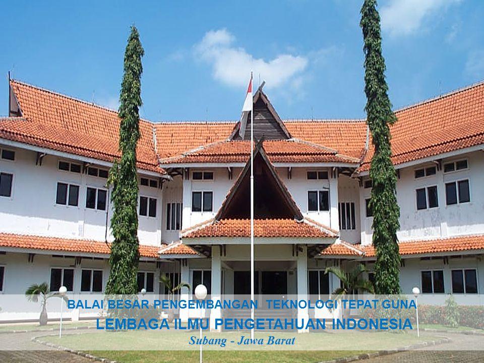 B2PTTG - LIPI Yanu Endar Prasetyo, S.Sos, M.Si, Rohmah Luthfiyanti, S.TP, Rima Kumalasari, S.TP.