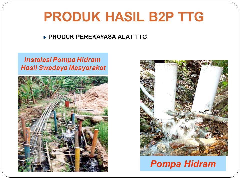 Pencacah Kompos Pengupas Kulit Kakao PRODUK HASIL B2P TTG PRODUK PEREKAYASA ALAT TTG