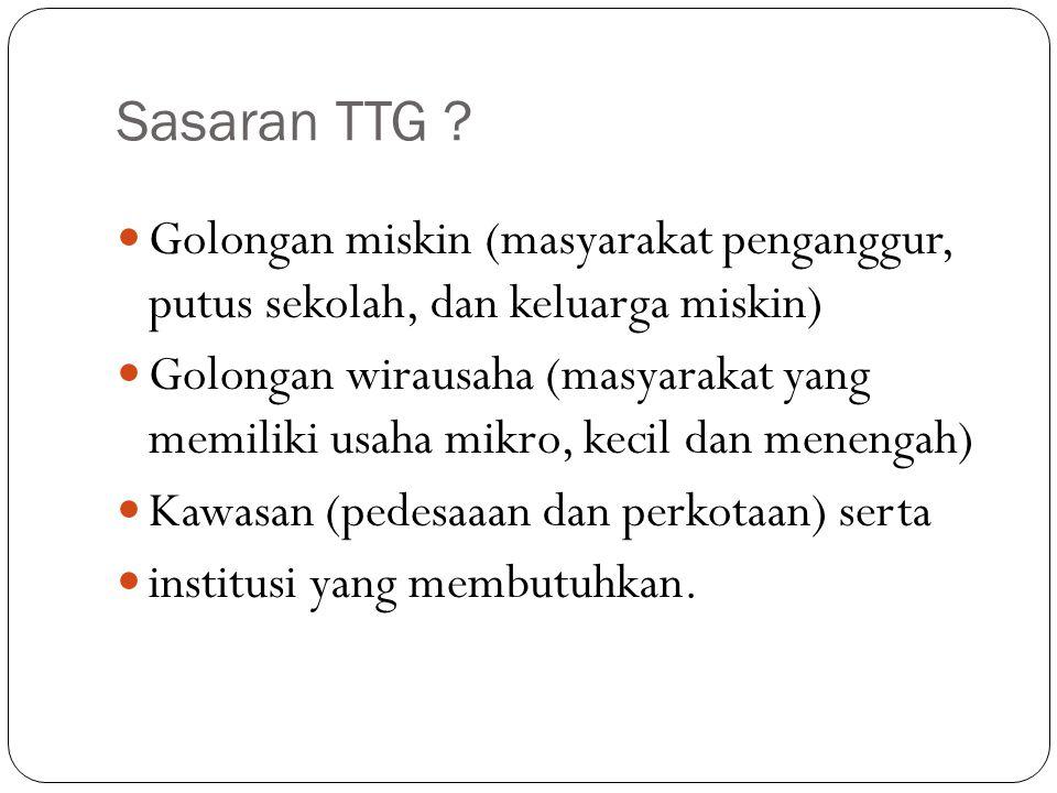 Apa itu TTG .