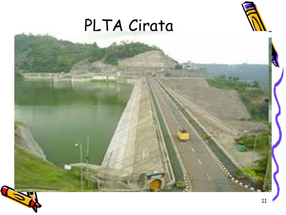 11 PLTA Cirata