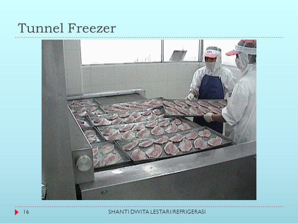 Tunnel Freezer 16SHANTI DWITA LESTARI/REFRIGERASI