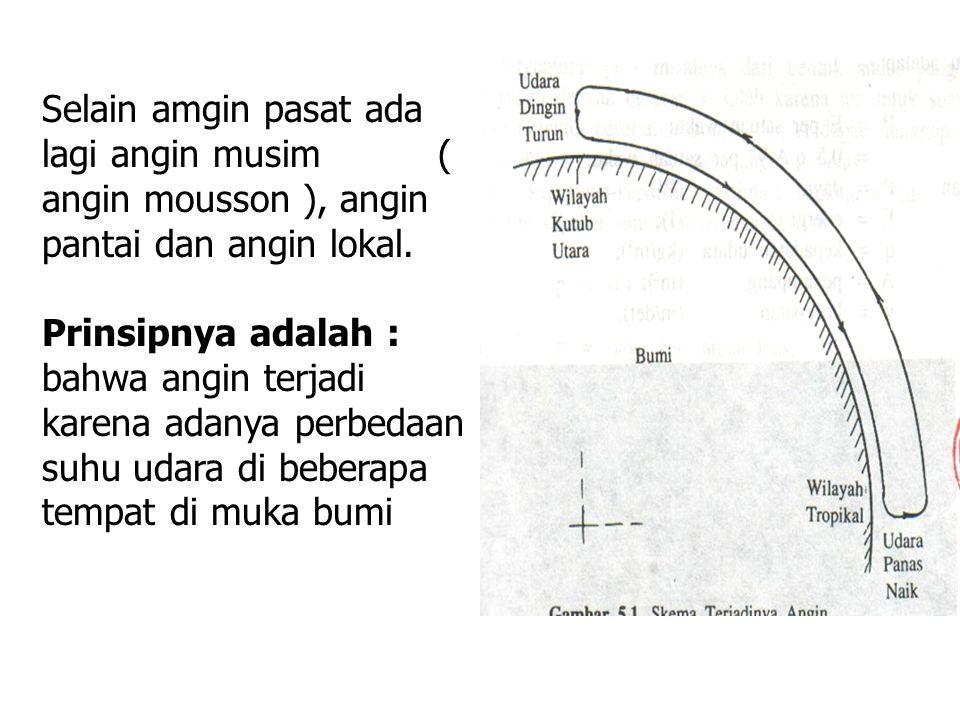 Rumus yang digunakan untuk menentukan angin seperti halnya energi kinetik dari sebuah benda dengan massa (m) dan kecepatan (v) adalah ; Dengan E = Energi kinetik( joulle ) m = massa udara (kg ) v = kecepatan angin (m/detik) Energi Kinetik tenaga Angin
