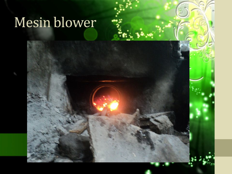 Mesin blower