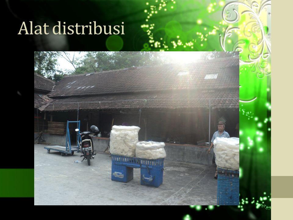 Alat distribusi