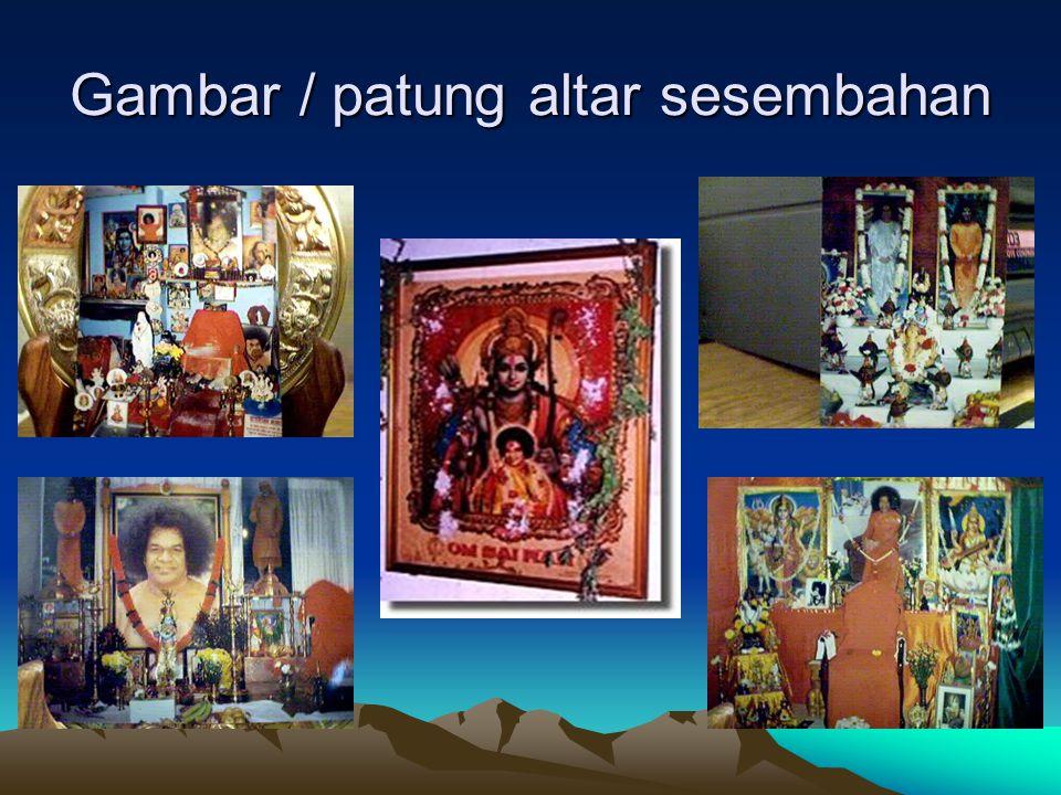 Singgasana Sai Baba