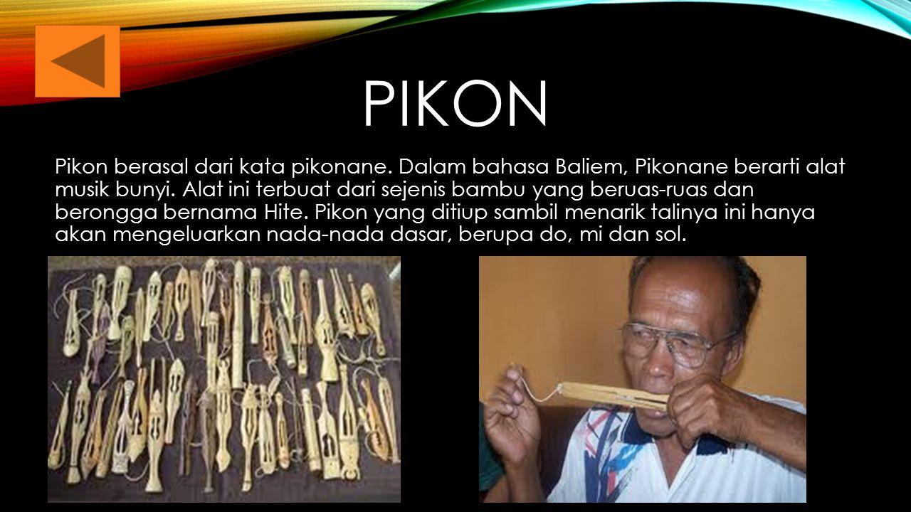 TRITON Triton merupakan alat musik yang cara penggunaannya yaitu dengan ditiup.