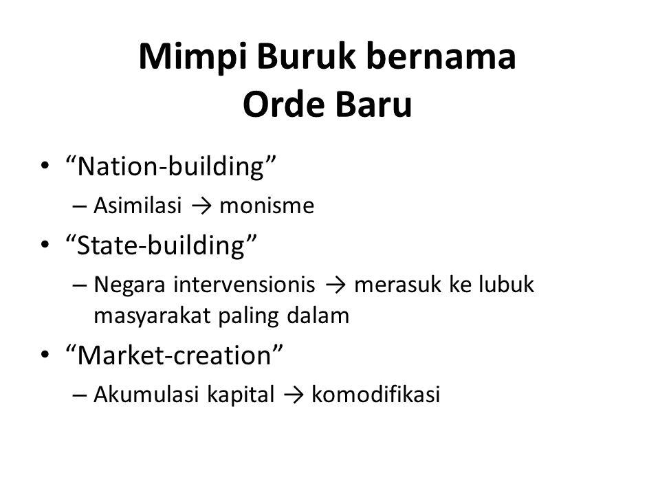 Nation-building .