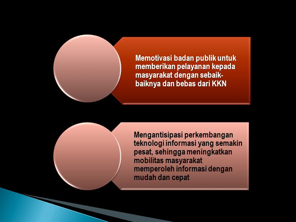 PENGELOLAAN INFORMASI PUBLIK UNDANG-UNDANG NO. 14/2008 TTG KIP