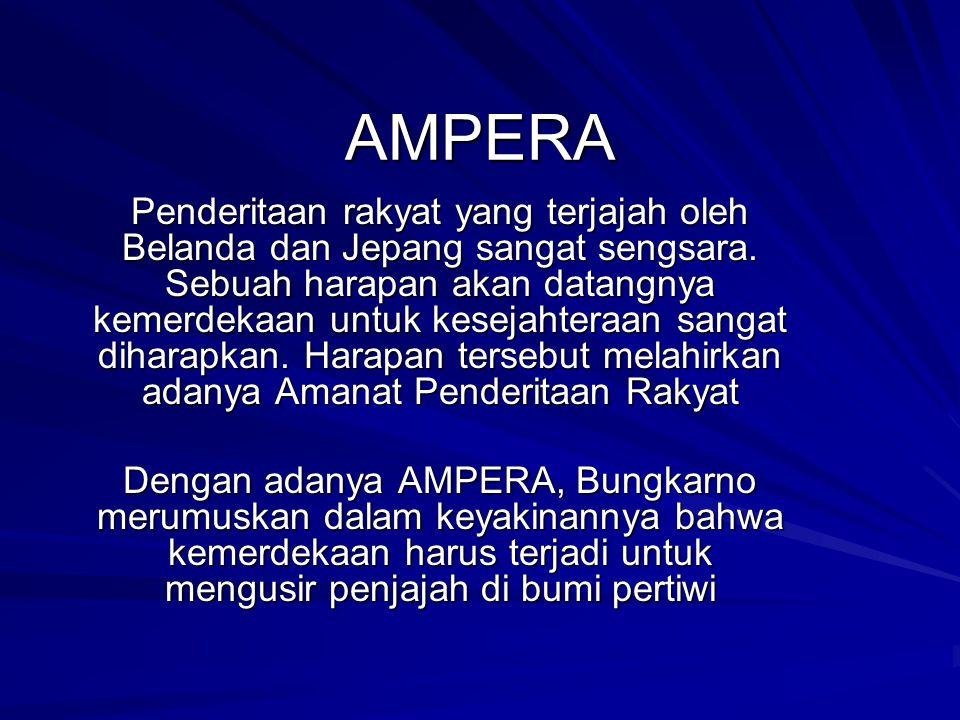 Substansi demokrasi … (lanjutan) Dasar mufakat, dasar perwakilan, dasar permusyawaratan Negara Indonesia bukan satu negara untuk satu orang, bukan untuk satu golongan Syarat yg mutlak untuk kuatnya negara Indonesia adalah permusyaratan perwakilan Permusyawaratan di dalam badan perwakilan rakyat