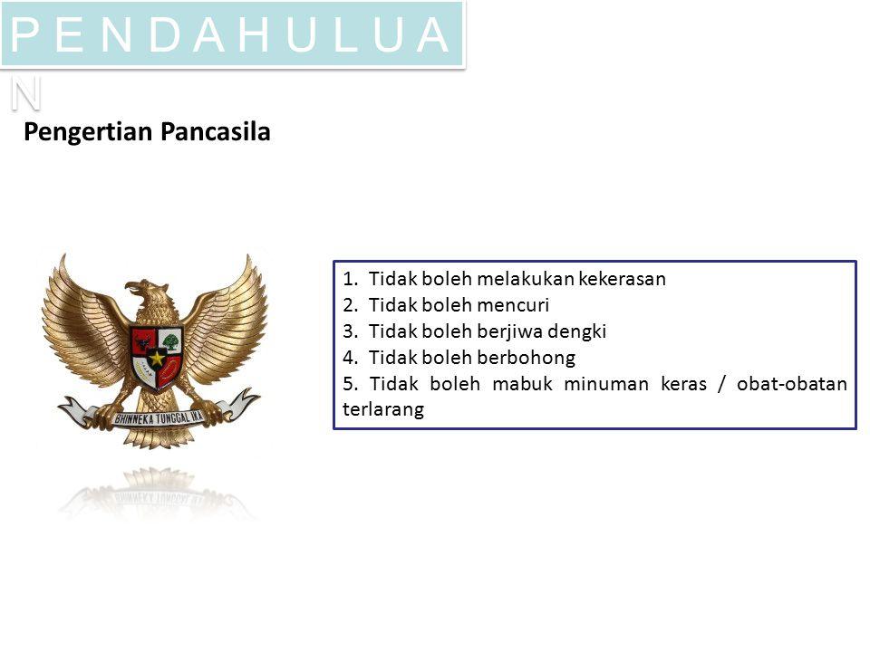 LATAR BELAKANG SEJARAH PERUMUSAN PANCASILA Dokumen ini pula yang disebut Piagam Jakarta (Jakarta Charter) oleh Mr.