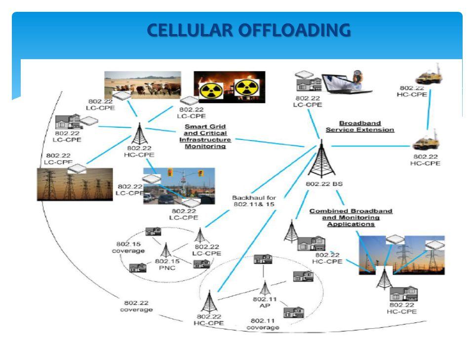 CELLULAR OFFLOADING
