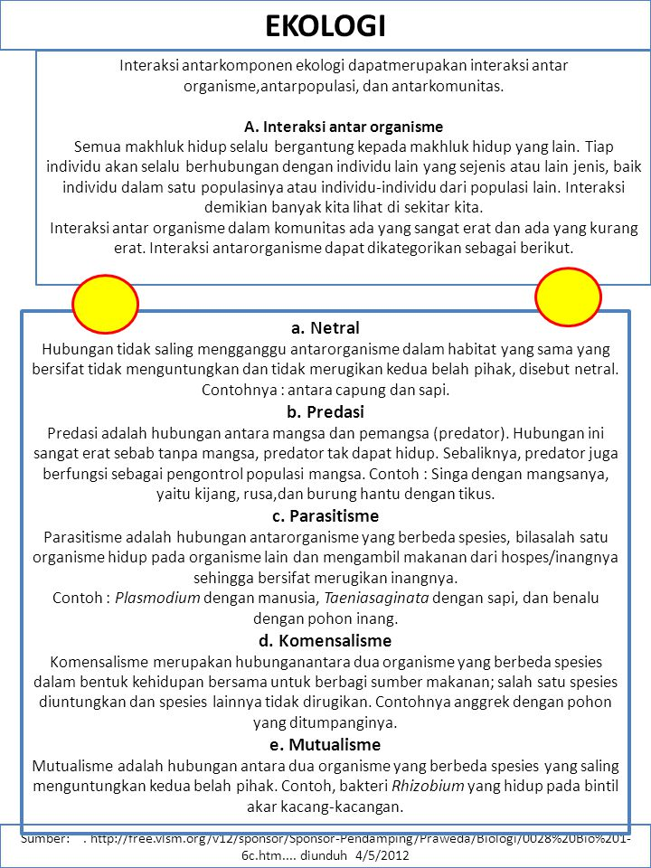 PRINSIP EKOLOGI INDUSTRI (IE) One of the central principles of Industrial Ecology is the view that societal and technological systems are bounded within the biosphere, and do not exist outside of it.