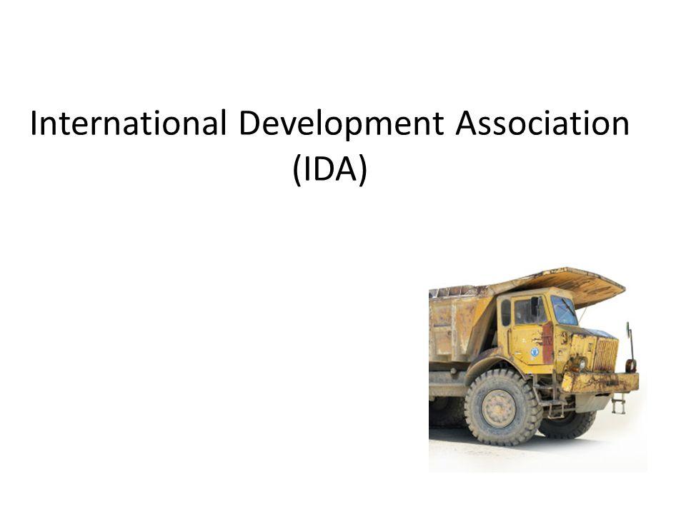 dibentuk dengan latarbelakang kebutuhan akan pinjaman untuk negara-negara miskin dengan syarat pinjaman lunak dari yang dapat diberikan oleh IBRD.