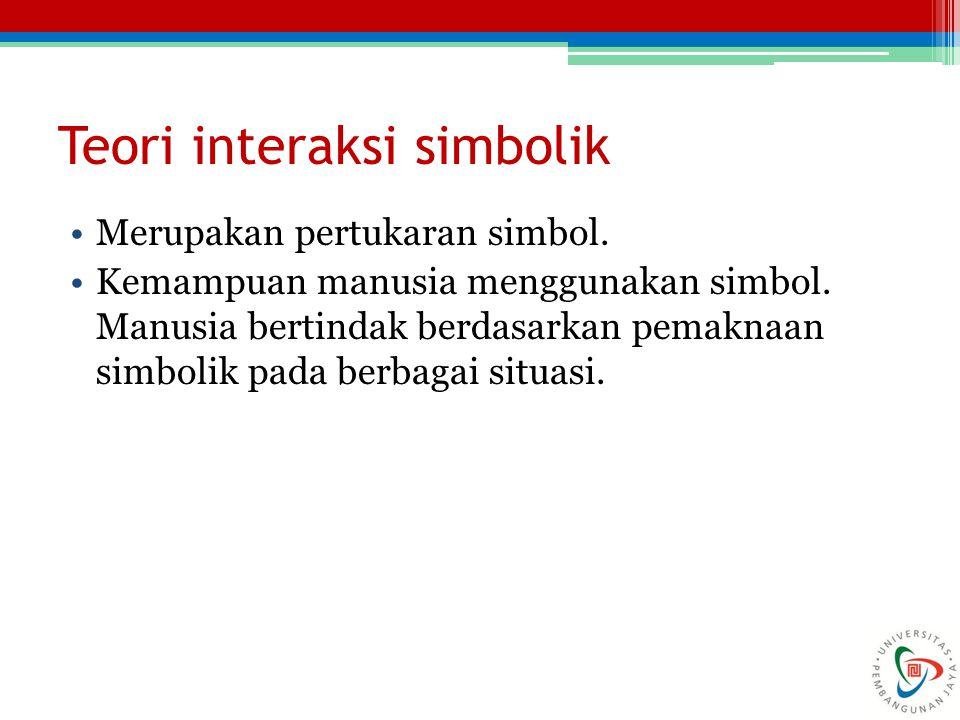 SIMBOL Simbol adalah label atau representasi fenomena.