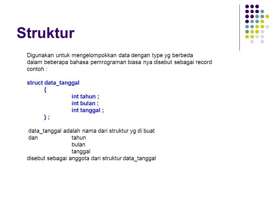 class Kendaraan { private: char nama[15]; public: Kendaraan(char *nama_kendaraan = XXX ) { strcpy(nama, nama_kendaraan); cout << Hidupkan kendaraan anda... << endl; } ~Kendaraan() {cout << Matikan mesin kendaraan anda... << endl; } void info_kendaraan() {cout << nama << sedang berjalan.. << endl; } }; class Truk : public Kendaraan {public: Truk(char *nama_truk) : Kendaraan(nama_truk) {cout << Hidupkan mesin truk...