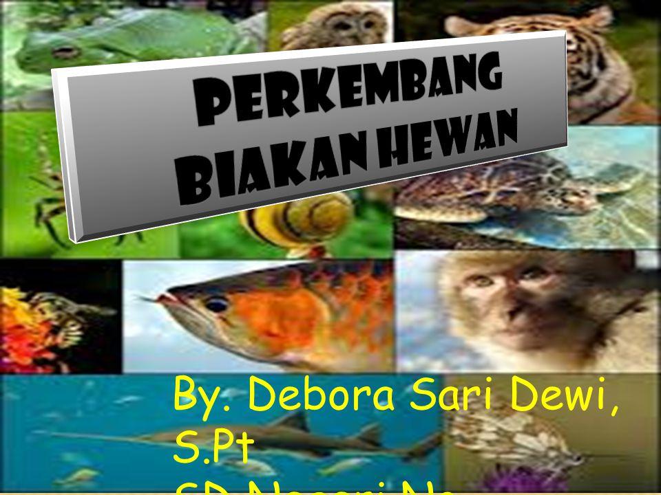 By. Debora Sari Dewi, S.Pt SD Negeri No. 064979- Medan.