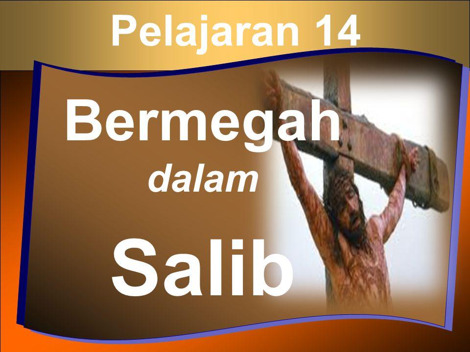 Black Bermegah dalam Salib 1. Bermegah dalam Daging (Galatia 6:12,13)