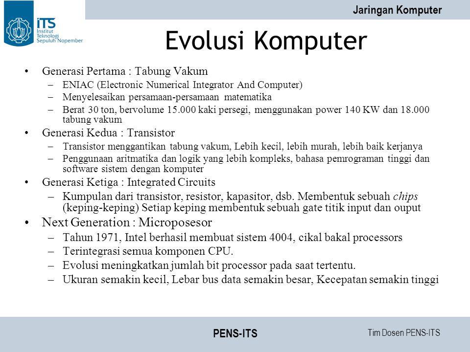 Tim Dosen PENS-ITS Jaringan Komputer PENS-ITS Pilih Add Printer