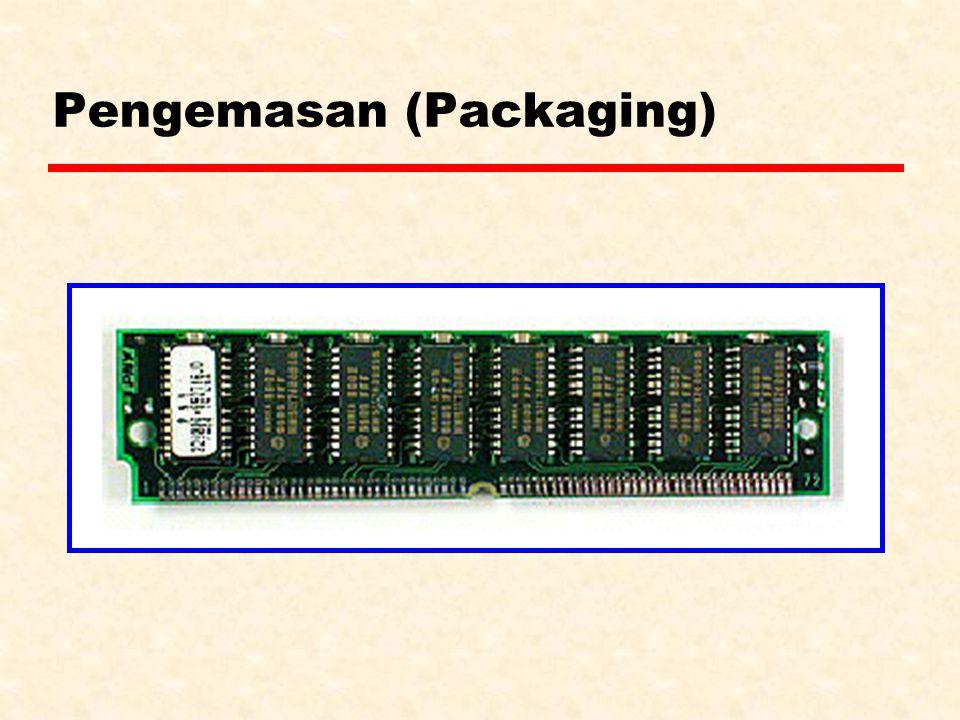 Pengemasan (Packaging)