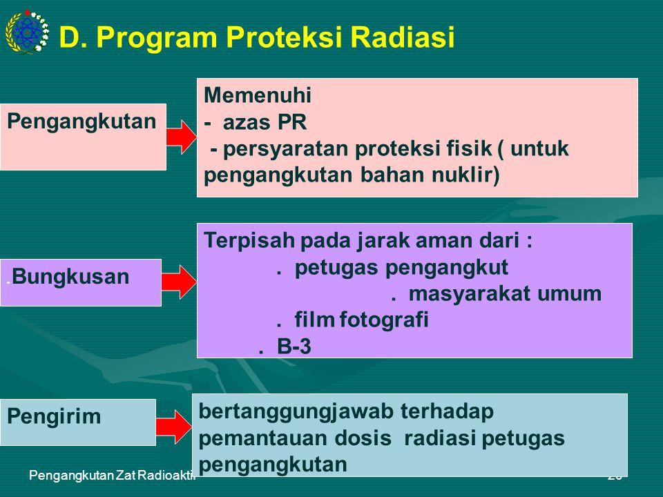 PDL.PR.TY.PPR.00.U06.BP Pengangkutan Zat Radioaktif20 D.
