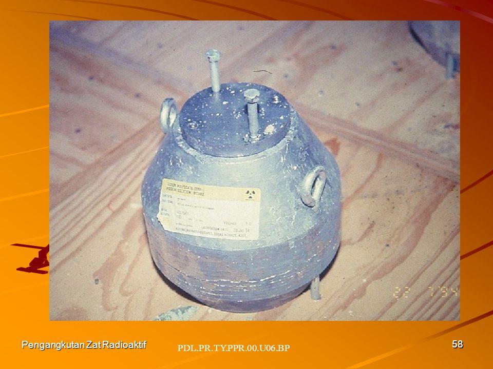 PDL.PR.TY.PPR.00.U06.BP Pengangkutan Zat Radioaktif 58