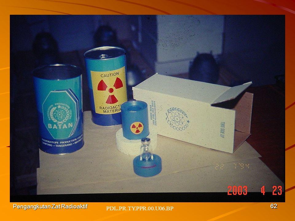 PDL.PR.TY.PPR.00.U06.BP Pengangkutan Zat Radioaktif 62