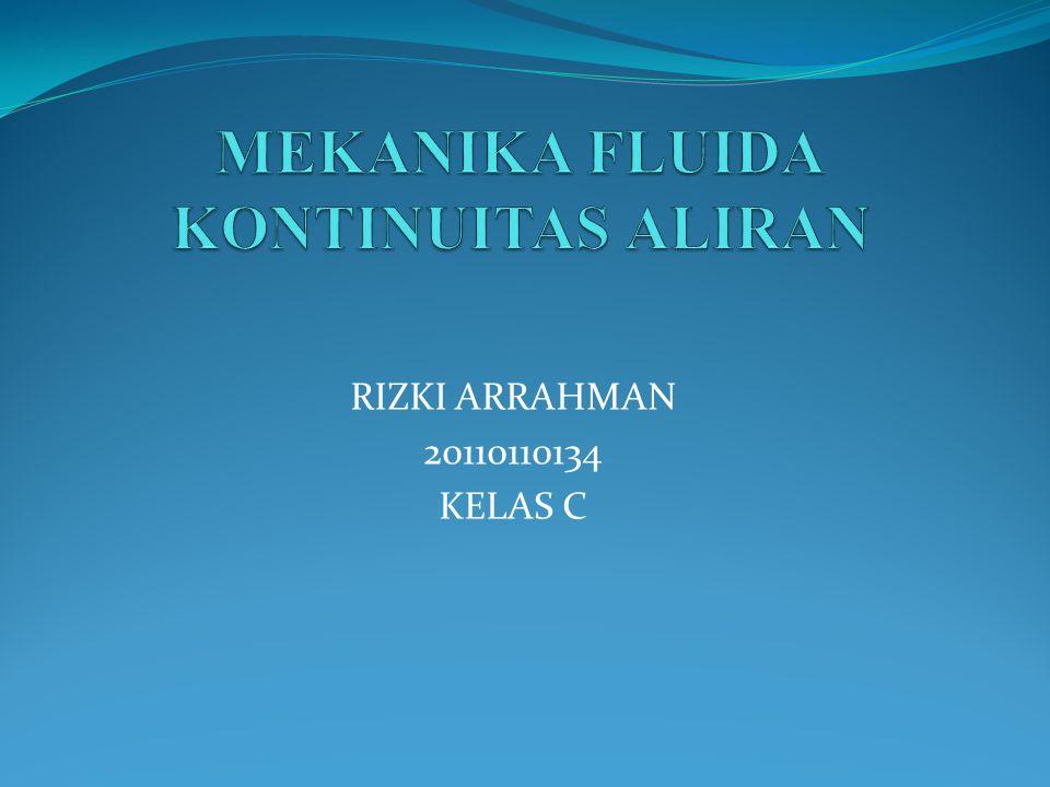 RIZKI ARRAHMAN 20110110134 KELAS C