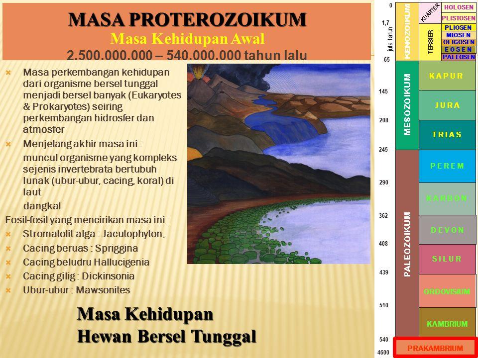 Kerak bumi Litosfir (Crust): Selubung bumi (1200 km) BD.: 2,6 Chalkosfer (Outer core): Lapisan antara (1700 km) BD.: 6,4 Barisfer (Inner core) : Inti Besi dan Nikel (3500 km) BD: 9,6 Penjelasan: Kerak bumi: 5- 40 km, batuan basa dan asam, BD.