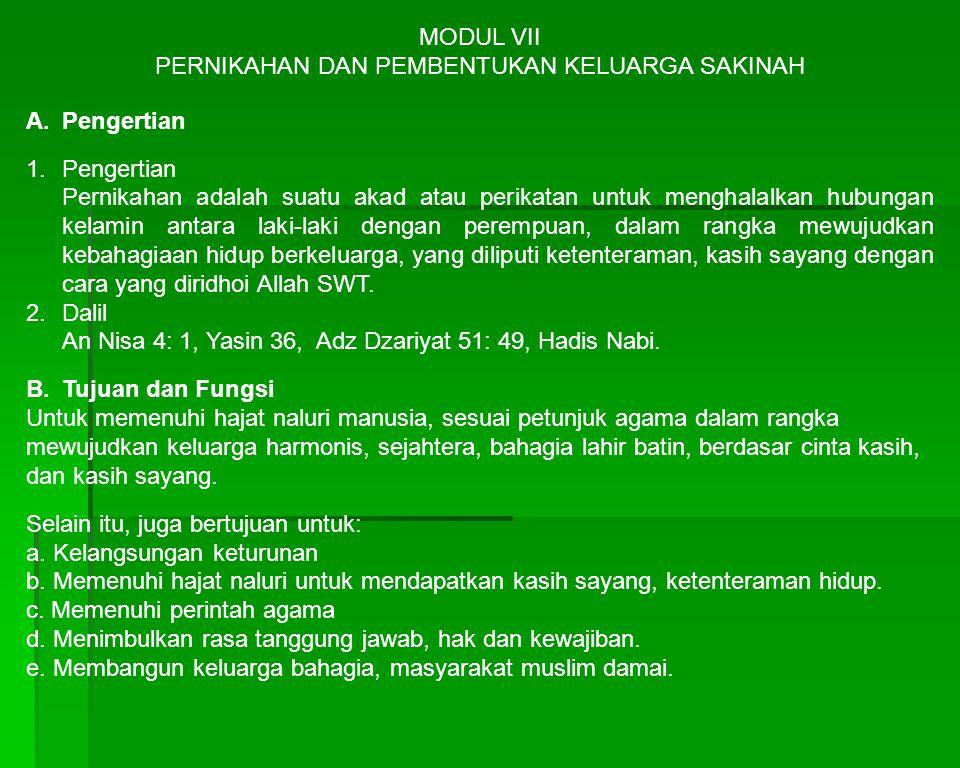 C.Hukum dan dasar 1.