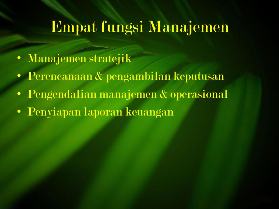 Manajemen biaya stratejik sangat penting untuk keberhasilan perusahaan/organisasi.