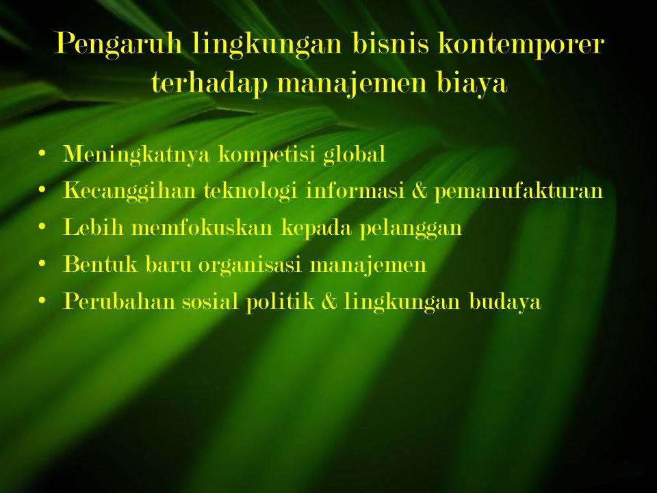 Lingkungan Bisnis Global Perkembangan penting yg mendorong perubahan2 yg meluas dlm lingkungan bisnis kontemporer adalah pertumbuhan pasar dan perdagangan internasional.