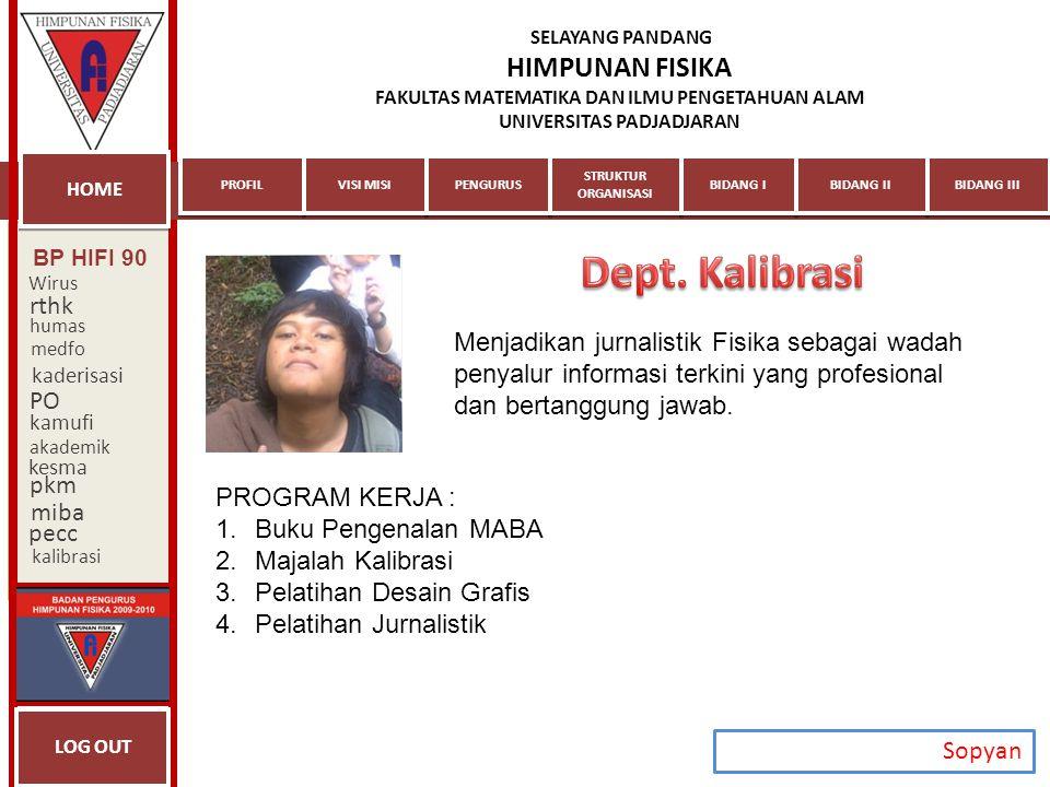 Info selanjutnya Hubungi : Sekretariat HIFI Kampus UNPAD Jatinangor Jl.