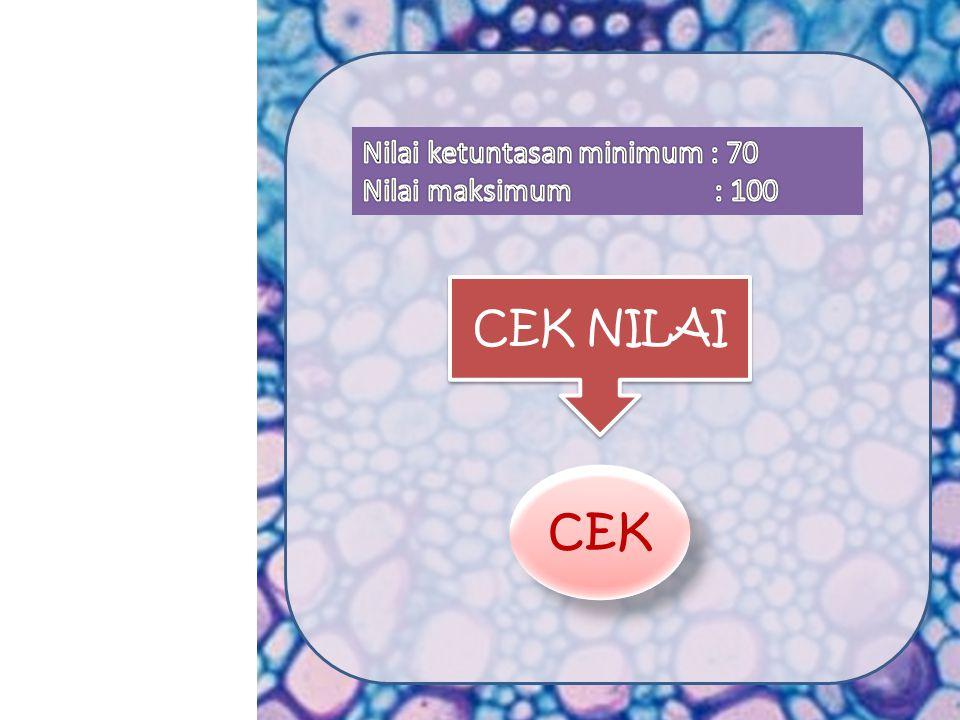 SK/KD MATERI SIMULASI VIDEO SOAL PROFIL MENU a. mitokondria e. sentriol d. mikrofilamen c. lisosom b. inti sel SOAL 10 Pada tahap pembentukan organ, s