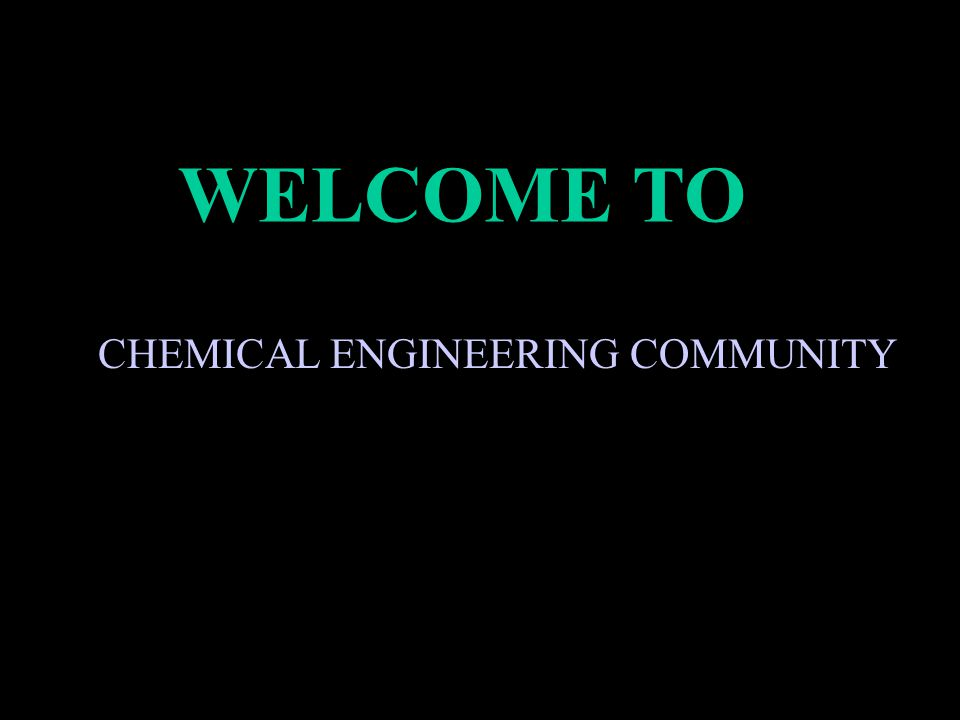 What is CHEMICAL ENGINEERING ?????.CE is a discipline influencing numerous areas of technology.